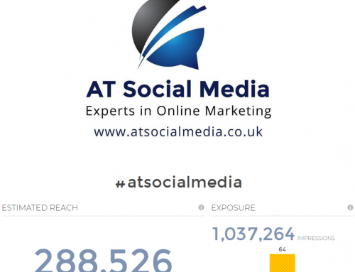 #ATSocialMedia Social Media Reach and Growth
