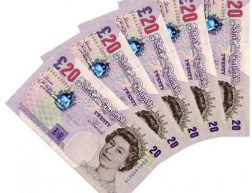Social Media Referral Commission £100