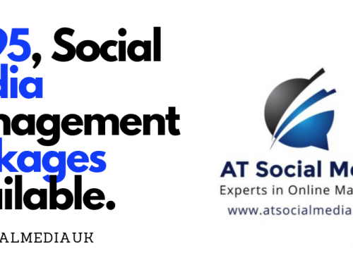 £295 Social Media Management and Promo Package