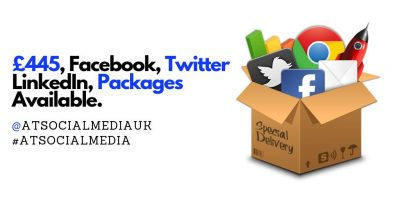 £445 Social Media Management Package